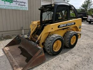 2003 John Deere 250 Series Ii Used