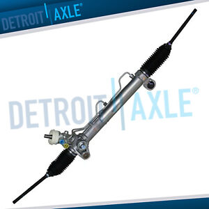 Complete Power Steering Rack And Pinion Assembly Fits Dodge Dakota