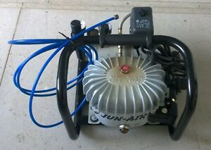 Jun air Model 3 1 5 Air Compressor Silent 110vac 2804