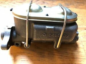 The Right Stuff Dbmc11 Power Disc Brake Master Cylinder 67 69 Pontiac Olds Chevy