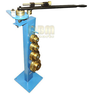 Floor Pedestal Pipe Tube Bender Bend 180 Degree 10 Dies 1 4 To 5 8 3d