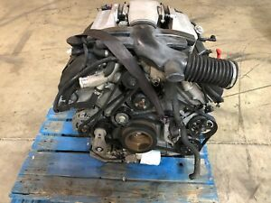 Jaguar Xjr 04 07 4 2 Supercharged Engine Motor 105k Tested Guaranteed Oem
