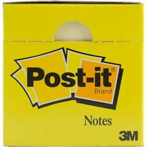 Post it Sticky Notes 3 x3 24 pkg Canary Yellow W 90 Sheets 051131935570
