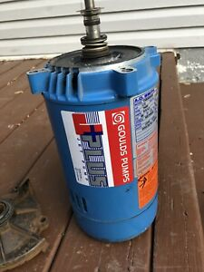 Goulds J5s Shallow Well Pump Model C48a93a06