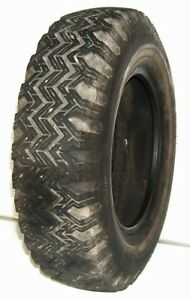 Used Firestone Tire Gr78 15 Town Country Radial White Wall Gr7815