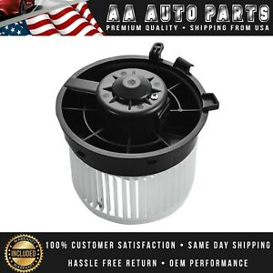 A C Heater Blower Motor With Fan For Nissan Rogue Select Sentra 27225 Jm01b
