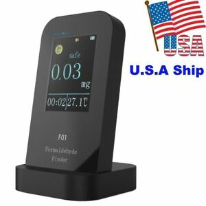 Usa Shipping Formaldehyde Detector Tester Formaldehyde Monitor Accurate Tester