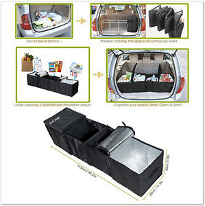 Suv Truck Bed Pickup Divider Van Trunk Organizer Adjustable Grocerie Storage Net
