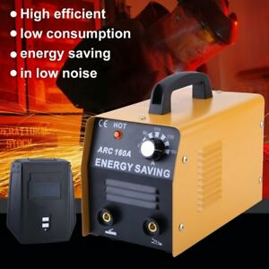 Professional No Gas Dc Tig Welder Arc Welder Machine Welding 160a 230v As