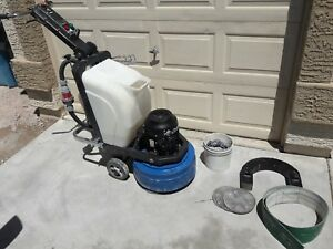 Concrete Floor Grinder Polisher