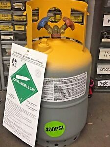 Refrigerant Recovery Tank 30 Lb New Retest 06 2022 Good For R410a