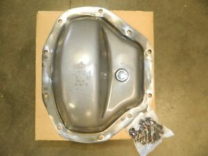 Factory Dana 80 Steel Cover Kit Free Shipping Ford Dodge 10 Bolt Oem With Bolts