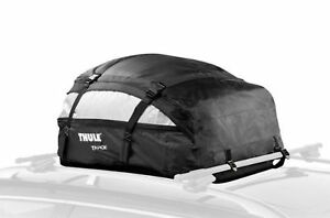 Fiat 500 Thule Softside Roof Carrier