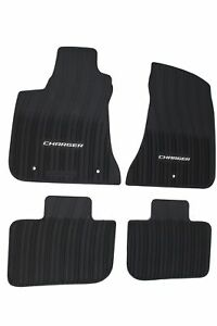 2011 2014 Dodge Charger Rwd Slush Mats Set Of 4