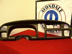 Dodge Ram 1500 2500 3500 Intrument Panel Dash Face Surround Bezel Mopar Oem
