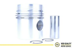 Deutz Piston Assembly With Ring Standard 02233072 For Fl912 Fl912w 100mm