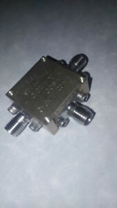 3x Macom Mixers M80lc Double Bal If 0 3ghz Rf 6 18ghz Lo 4 18ghz sma f