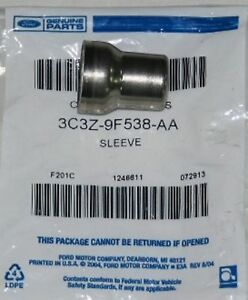 Ford 6 0l Powerstroke Injector Sleeve 3c3z 9f538 Aa Package Of 4