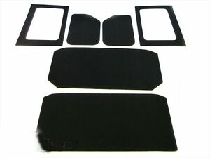 2011 2016 Jeep Wrangler 4 door Hard top Headliner Kit Mopar Genuine Oem New f