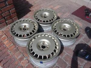 Jdm 15 Oz Ruote Route Rims Wheels Fiat 4x98 Pcd98 Rally