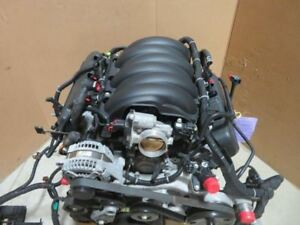 14 16 4 3 Liter Engine Motor Lv3 Gm Gmc Chevy 34k Miles Complete Dropout Ls Swap