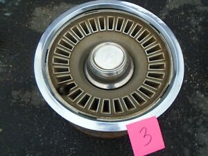 1973 1978 Chevy Monte Carlo 15 Factory Poly Cast Wheel Rim Oem rare 3