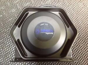 Damega Compact Hex Siren Speaker 100 Watt 11ohm Shome Code3 Federal Signal Able