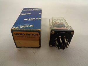 New Honeywell Micro Switch farmer Electric S1006a Relay Coil 6800 Ohms