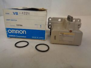 New Omron Vb 4221 Limit Switch For Cnc