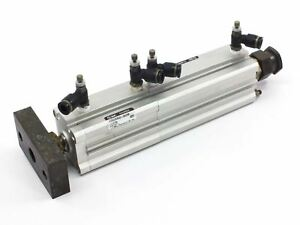 Smc Cylinder With Cdq2kb32 35dm 10 25 Extended Length 14 00 Cdq2b32 60dm