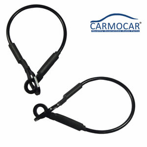 Pair Tailgate Tail Gate Cables For 93 11 Ford Ranger Mazda Pickup Truck