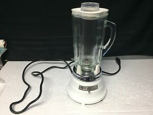 Waring Professional Commercial Bar Blender 38bl94 2spd With Cover