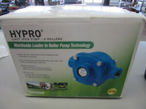 Hypro 6500c Cast Iron Pump 6 Rollers