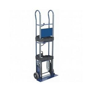 Hand Trucks And Dollies Stair Climbing Appliance Heavy Duty Steel Cart Dolly
