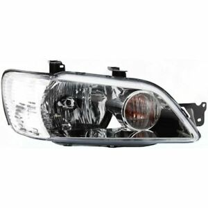 New Front Right Headlight Assembly For 2002 2003 Mitsubishi Lancer Mi2503124