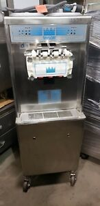 Taylor Ice Cream Machine 791 Soft Serve Freezer Twin Twis Year 2013 Water 1335