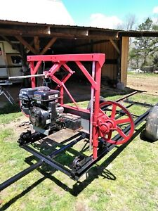 Band Saw Mill Heavy Duty Highly Portable