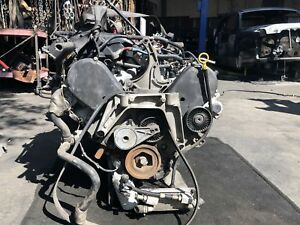 2002 Land Rover Freelander 2 5l Engine Motor Assembly 134k Oem