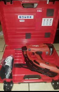 Hilti Gx 3 Gas Actuated Fastening Tool W Case