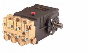 Pressure Washer Pump Gp Hp4040 4 Gpm 4000 Psi 24mm Shaft 1450 Rpm