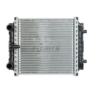 New Front Radiator Intercooler For 2012 2016 Audi A6 Cac010159