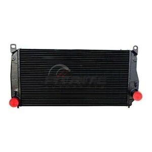 New Intercooler For 2001 Chevrolet Silverado 2500 Hd Cac010010