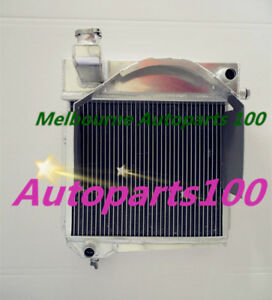 Aluminum Radiator For Austin Healey Sprite Bugeye Mg Midget 948 1098 Manual