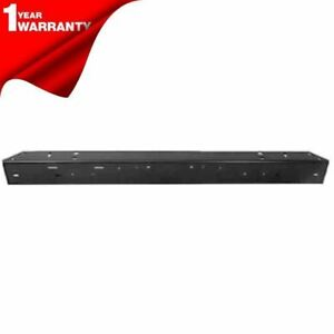 New Front Bumper Face Bar Ch1002251 Fits 1997 2006 Jeep Wrangler 5ed16jx8ag