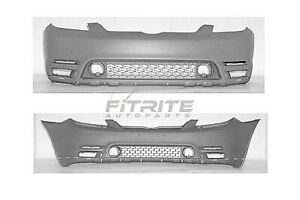 New Front Bumper Cover With Spoiler For 2003 2004 Toyota Matrix To1000237
