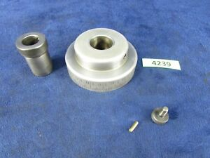 12 Clausing 5914 Lathe Compound Cross Slide Micro Feed Dial 233 013 4239