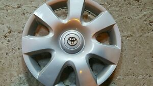 61115 Toyota Camry 7 Spoke Hubcap Wheel Cover Rim 15 New 2002 2003 2004