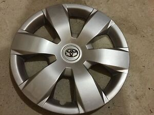 61137 New 2007 08 09 10 11toyota Camry Hubcap 16 Inch Wheelcover Free Shipping