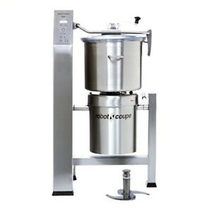 Robot Coupe Blixer 45 47 Quart Vertical Food Blender Mixer 13 5 Hp With Tim