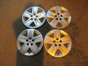 Set Of 4 New 2010 10 2011 11 Impala 17 Hubcaps Wheel Covers 3288